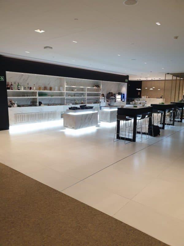Barcelona El Prat Lounge