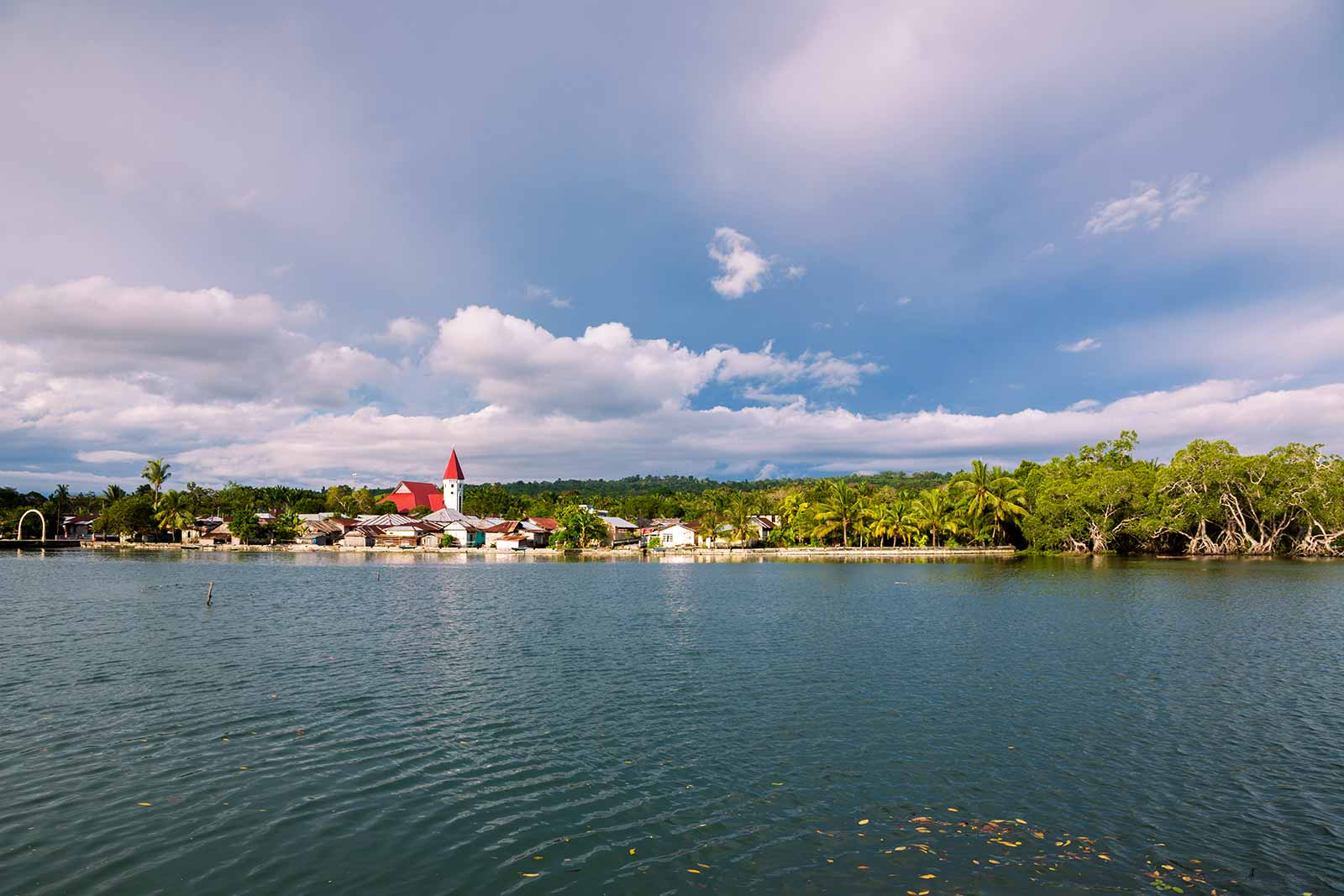 Maluku Islands: From Haria, the main town on Saparua island, you'll pretty much get anywhere on the island.