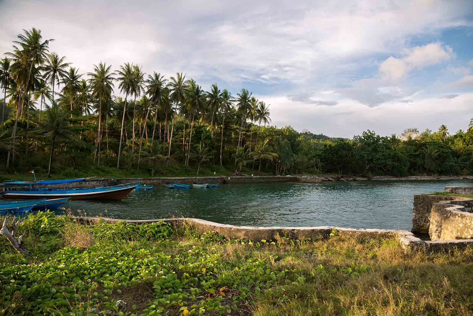 Maluku Islands: Ambon might not be your typical beach paradise, but the islands offers stunning landscape scenes, beautiful markets and crystal clear waters.
